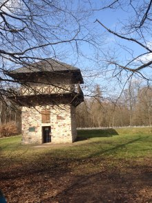 Limesturm Rekonstruktion